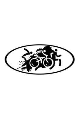 Triatlon elipszis