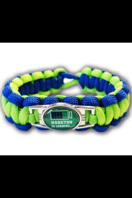 Maraton kék-zöld