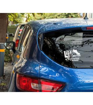 Autómatrica feliratos kék