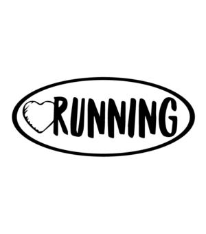 running fehér