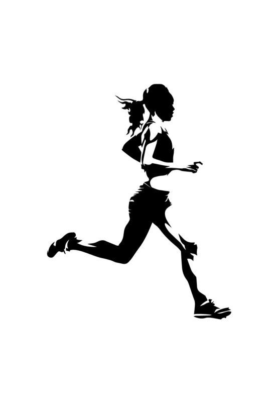 Autómatrica női futó